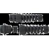 Presse-cable sonde de température pour poêle ou chaudière RED 414508038