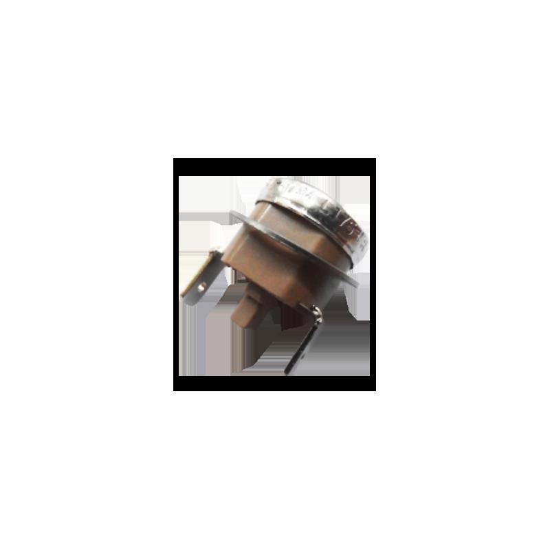 Côté Clikson (interrupteur klixon) 95° Kristen pour votre chaudière à granulés RED by MCZ Compact 24