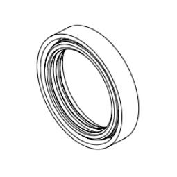 Joint en silicone pour vos poêles et chaudières RED 41801501900