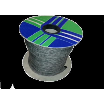 Cordon en fibre céramique pour poêle ou chaudière RED 4120103B